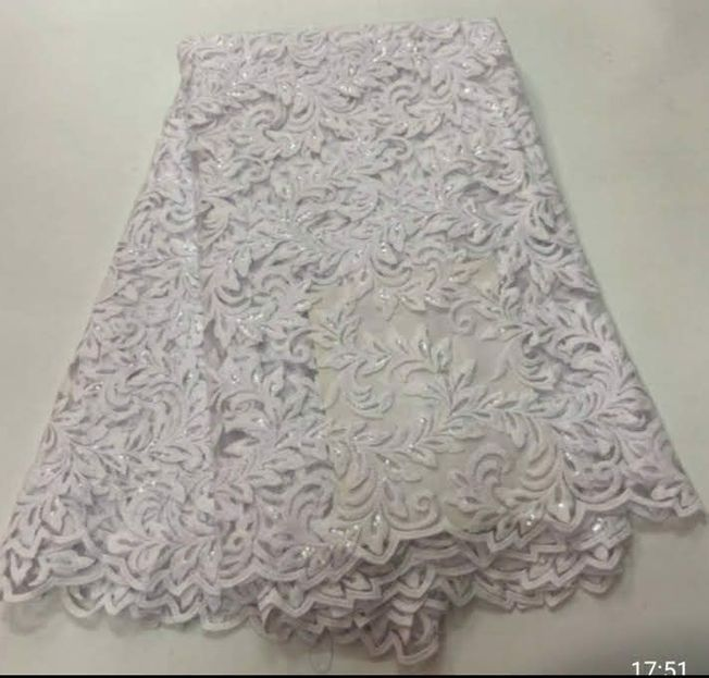 High Quality French Tulle Fabric 214