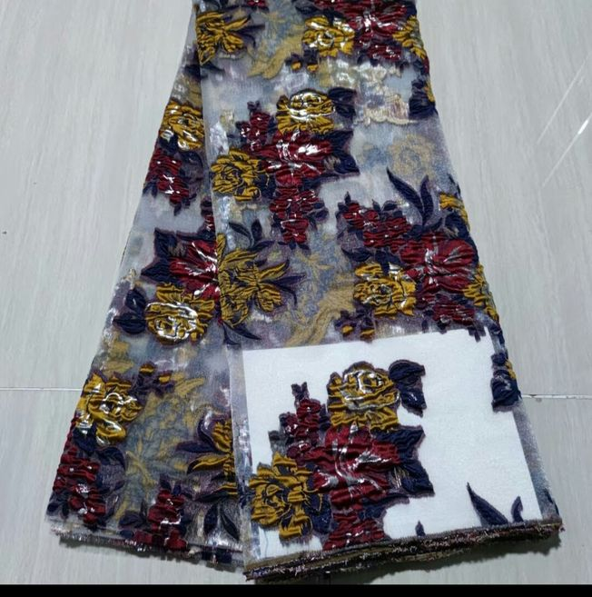 High Quality Jacquard Brocade Fabric 081